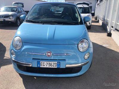 usata Fiat 500 1.3 Multijet 95 cv Pop - 2011
