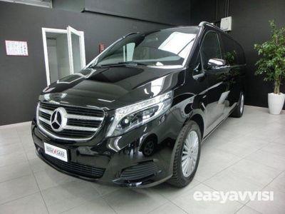 second-hand Mercedes V250 d Automatic Sport Extralong UFFIC MERCEDES rif. 11432453