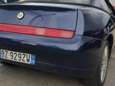 used Alfa Romeo GTV 2.0 twin spark