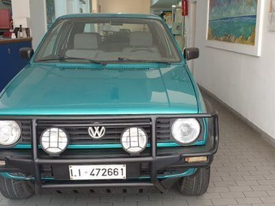 usata VW Golf Country 3ª serie - 1994 - ASI