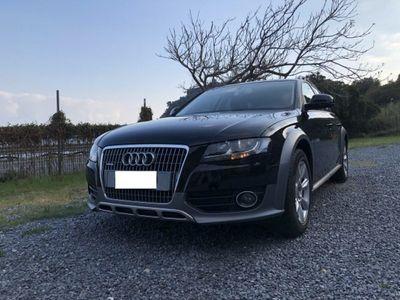 brugt Audi A4 Allroad A4 allroad 2.0 TDI F.AP. 2.0 TDI F.AP.