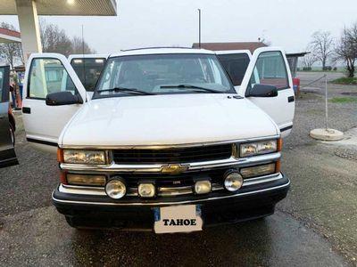 usata Chevrolet Tahoe ANNO 1995 ISCRITTO ASI STORICO