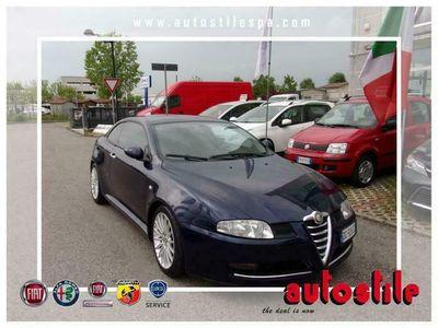 usata Alfa Romeo GT 1.9 JTDM 16V Distinctive Collezione Blu