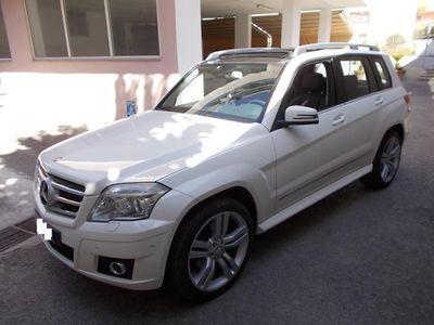usata Mercedes GLK350 ClasseCdi 4matic Sport Usato