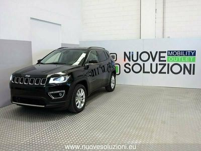 usata Jeep Compass 1.3 Turbo T4 2WD Limited