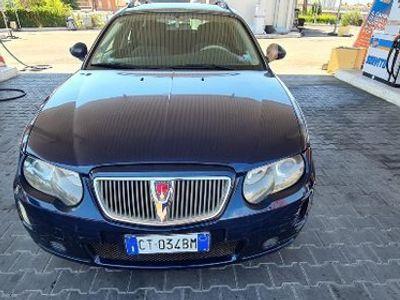 usata Rover 75 2.0 CDTi 16V cat Tourer Club