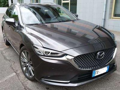 usata Mazda 6 2.2L Skyactiv-D 184 CV A/T AWD Wa