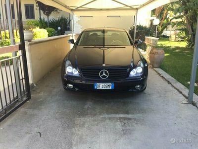 usata Mercedes CLS320 cdi