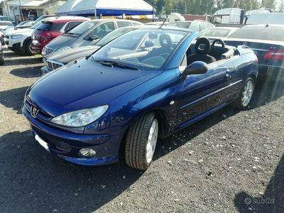 usata Peugeot 206 CC 16 hdi cabrio - 2006