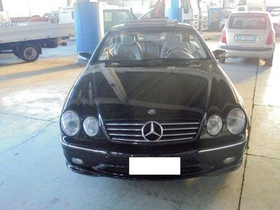 used Mercedes CL55 AMG cat AMG usato