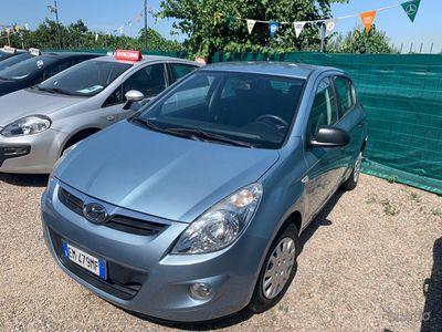 usata Hyundai i20 2ª serie - 2012 1.2 GPL DELLA CASA