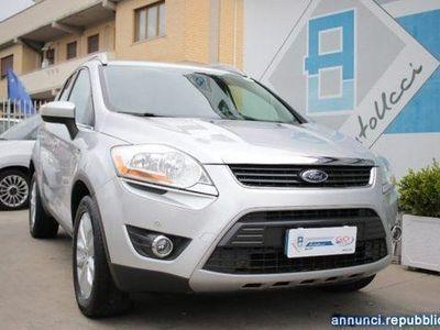 brugt Ford Kuga 2.0 TDCi 163 CV 4WD Titanium