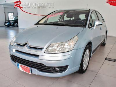 usado Citroën C4 1.6 HDi 110CV Unico Prop. GARANZIA + VACANZA