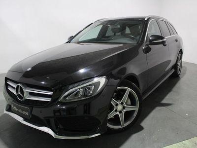 brugt Mercedes C220 Classe C Classe C-S205 2014 SW Dieseld (BT) Premium auto