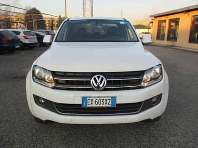 usata VW Amarok 2.0BiTdi DSG 180cv 4Motion- 12/2014