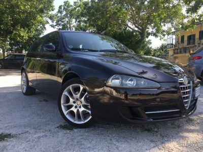 usata Alfa Romeo 147 con impianto gpl 90 mila lm