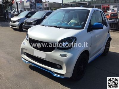 used Smart ForTwo Cabrio FORTWO 0.9 t. Proxy 90cv twinamic