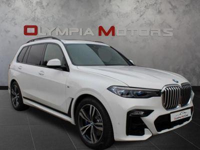 usata BMW X7 XDRIVE 30D M SPORT NAVI LED PANORAMA KAMERA 20
