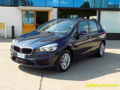 used BMW 218 Active Tourer d Automatica