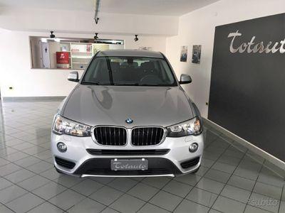 usado BMW X3 2.0 D 190 cv Xdrive Business