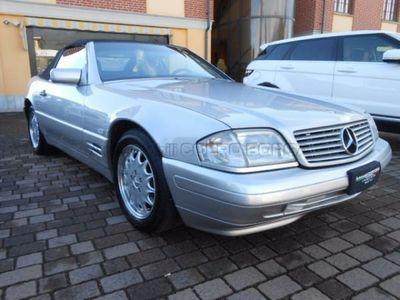 gebraucht Mercedes SL320 SL 320STEPTRONIC 2+2