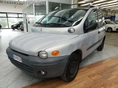 usata Fiat Multipla 1.6 16V bipower cat ELX