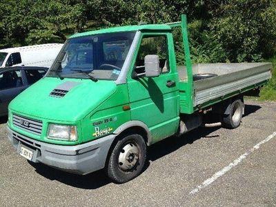 usata Iveco Daily 30.8 2.5 Diesel Pl Cabinato Usato