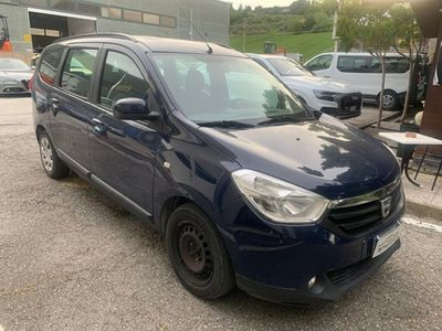 usata Dacia Lodgy - 2013
