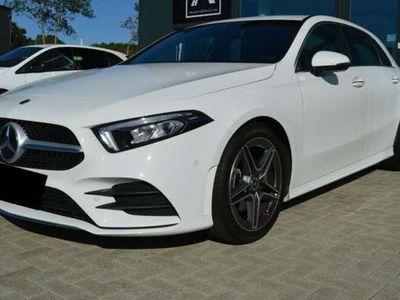 usata Mercedes A200 d Automatic Premium AMG NAVI LED INTERNI 18''