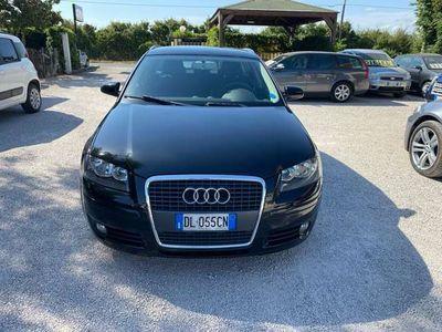 usata Audi A3 SPB 2.0 16V TDI Attraction NON TRATTABILE