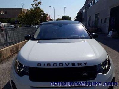usata Land Rover Discovery Sport 2.0 Si4 SE