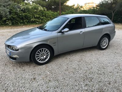 brugt Alfa Romeo 156 2'serie Giugiaro 1.9 JTDm 2005