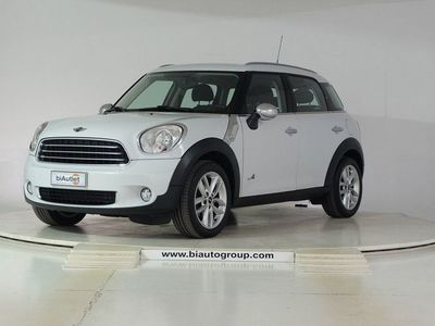 usado Mini Cooper D Countryman 2.0 ALL4 Automatica