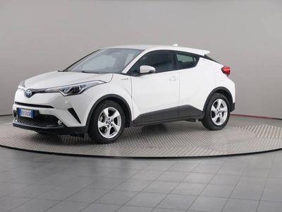 usata Toyota C-HR 1.8h 122cv E-Cvt Business