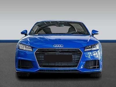 usata Audi TT Coupé 2.0 TFSI S line MATRIX