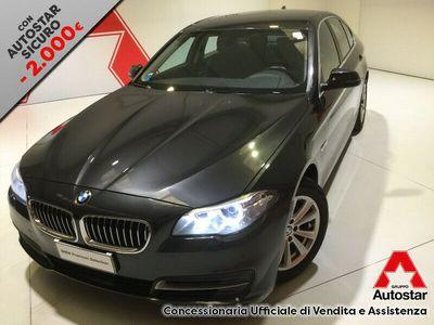 używany BMW 520 Serie 5 d Business aut.