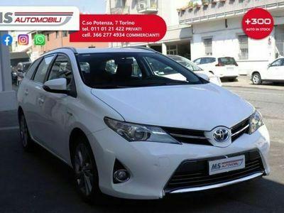 usata Toyota Auris Touring Sports Auris1.8 Hybrid Active Eco Unicop
