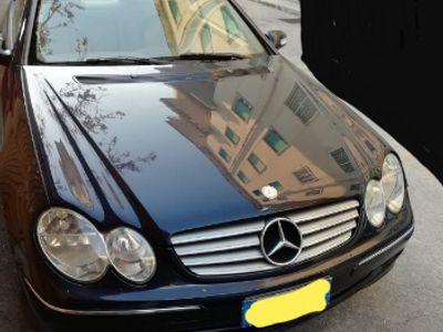usata Mercedes CLK240 coupé