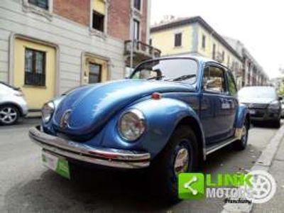 usata VW Käfer maggiolone 1300 automatic - tettuccio benzina