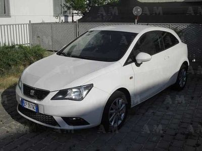 usata Seat Ibiza SC 1.2 TDI CR 3p. COPA del 2013 usata a Tivoli