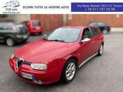 usata Alfa Romeo 156 2.4 JTD cat Sportwagon Distinctive