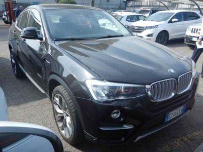 usata BMW X4 xDrive20d xLine 190 CV
