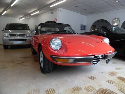 usata Alfa Romeo 2000 SpiderClassic