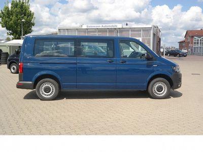 brugt VW T6 Kombi Kombi 2.0 Bmt Lang Tdi 8 Sitze Klima Radio