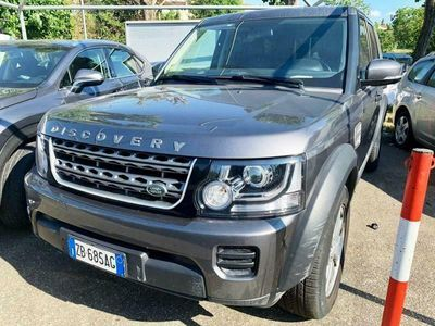 usata Land Rover Discovery 4 Discovery3.0 TDV6 S