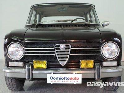 used Alfa Romeo Giulia 1300 Super. ASI