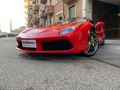 usata Ferrari 488 SPIDER UFFICIALE FULL IVA ESPOSTA KM 2500!! Benzina