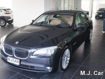 usata BMW 740 Serie 7 (F01/02/04) xDrive Eccelsa