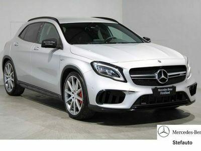 usata Mercedes GLA45 AMG amg 4matic comand tetto