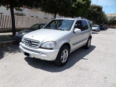 used Mercedes ML400 cdi se leather autom